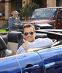 "General Hospital's Scott Reeves ""Dr. Steven Lars-Weber"" is the Celebrity Grand Marshal at the 33rd Annual Mountain State Apple Harvest Festival (MSAHF) 2012 parade on October 20, 2012 as well as attending the Bob Elmer Celebrity Sports Breakfast sponsored by the Rotary Club and the Queen's Grand Ball at the Historic Shenandoah Hotel.  (Photo by Sue Coflin/Max Photos)"