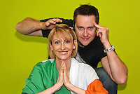 Keith Barry & Deirdre Ryan