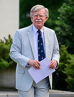 National Security Advisor John R. Bolton Interview