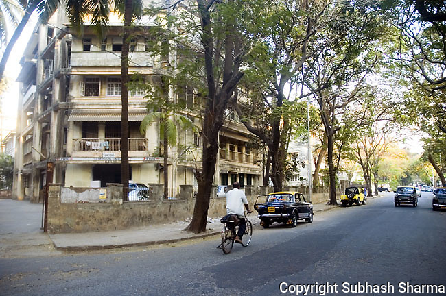 Mumbai's Parsi colonies,INDIA