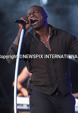 "SEAL.Milano Jazzin' Festival, Milan.Mandatory Credit Photo: ©NEWSPIX INTERNATIONAL..**ALL FEES PAYABLE TO: ""NEWSPIX INTERNATIONAL""**..IMMEDIATE CONFIRMATION OF USAGE REQUIRED:.Newspix International, 31 Chinnery Hill, Bishop's Stortford, ENGLAND CM23 3PS.Tel:+441279 324672  ; Fax: +441279656877.Mobile:  07775681153.e-mail: info@newspixinternational.co.uk"