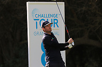 Josh Geary (NZL) on the 8th tee during Round 2 of the Challenge Tour Grand Final 2019 at Club de Golf Alcanada, Port d'Alcúdia, Mallorca, Spain on Friday 8th November 2019.<br /> Picture:  Thos Caffrey / Golffile<br /> <br /> All photo usage must carry mandatory copyright credit (© Golffile | Thos Caffrey)