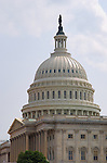 United States Senate and Capitol Dome, Capitol Hill, National Mall, Washington DC