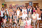 Jennifer Coffey Castleisland celebrates her 30th birthday with her family and friends in the Crown Hotel Castleisland on Saturday   Copyright Kerry's Eye 2008