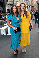 BEVERLY HILLS - AUGUST 7: Jennifer Love Hewitt and Jane Leeves attend the FOX 2019 Summer TCA All-Star Party on New York Street on the FOX Studios lot on August 7, 2019 in Los Angeles, California. (Photo by Vince Bucci/FOX/PictureGroup)