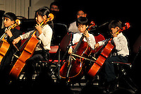 Winter Concert 2010 featuring the Lower School String Ensemble, Lower School Orchestra, Lower School Jazz Ensemble, Middle School Orchestras, Upper School Jazz Band and Upper School Orchestra..Photo by Devin Nguyen