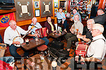 Fleadh Na Muhman:  A Music session in Joe Broderick's bar on Sunday afternoon last  during Fleadh Cheoil na Muhman in Listowel.  L