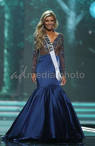 11 May 2017 - Las Vegas, Nevada -  Miss Nebraska, Jasmine Fuelberth.  The 2017 Miss USA Preliminary Competition at Mandalay bay Event Center at Mandalay Bay resort and Casino.  Photo Credit: MJT/AdMedia