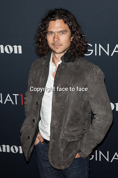 NEW YORK, NY - OCTOBER 24, 2013:  Luke Arnold attends the Premiere Of Canon's Project Imaginat10n Film Festival at Alice Tully Hall on October 24, 2013 in New York City. <br />