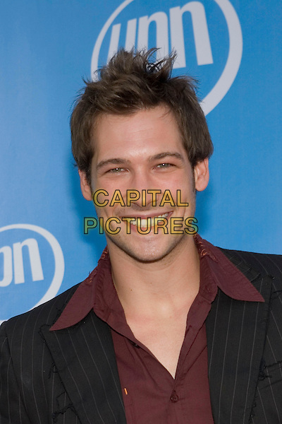 21 July 2005 - Los Angeles, California - James Stevenson.  UPN Summer 2005 Press Tour Party Arrivals held at Paramount Studios.  Photo Credit: Zach Lipp/AdMedia