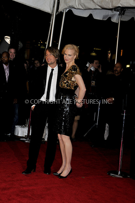 WWW.ACEPIXS.COM . . . . .....November 24, 2008. New York City.....Keith Urban andNicole Kidman attend the 'Australia' Premiere held at the Ziegfeld Theater on November 24, 2008 in New York City...  ....Please byline:  AJ Sokalner - ACEPIXS.COM..... *** ***..Ace Pictures, Inc:  ..Philip Vaughan (646) 769 0430..e-mail: info@acepixs.com..web: http://www.acepixs.com