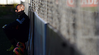 SÃO PAULO,SP, 30 julho 2013 -  Julio Cesar  durante treino do Corinthians no CT Joaquim Grava na zona leste de Sao Paulo, onde o time se prepara  para para enfrentar o Gremio pelo campeonato brasileiro . FOTO ALAN MORICI - BRAZIL FOTO PRESS