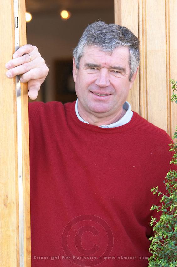 Luc Thienpont owner clos des quatre vents margaux medoc bordeaux france