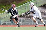 02-11-17 Santa Clara @ LMU - MCLA Division 1 - Men's Lacrosse
