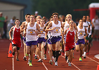 Cross Country Meet During Lutheran football game 9-2-11