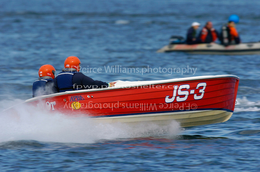 JS-3 (Jersey Speed Skiff)