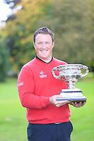 The Cassidy Golf 103rd Irish PGA Championship 2013