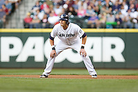 July 5, 2008:  The Seattle Mariners' Richie Sexson running the bases during a game against the Detroit Tigers at Safeco Field in Seattle, Washington.