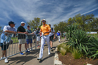 HaoTong Li (CHN) departs the 10th tee during round 1 of the World Golf Championships, Dell Match Play, Austin Country Club, Austin, Texas. 3/21/2018.<br /> Picture: Golffile | Ken Murray<br /> <br /> <br /> All photo usage must carry mandatory copyright credit (&copy; Golffile | Ken Murray)