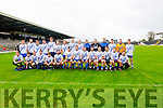 St Mary's team in the Munster intermediate football Final in Killarney on Sunday.