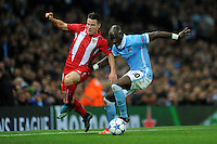 Manchester City vs Sevilla 21-10-15