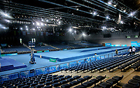 Fencing Hall of National Convention Center. Olympic Venues<br /> Olimpiadi Pechino 2008. Impianto Giochi Olimpici<br /> Foto Cspa/Insidefoto