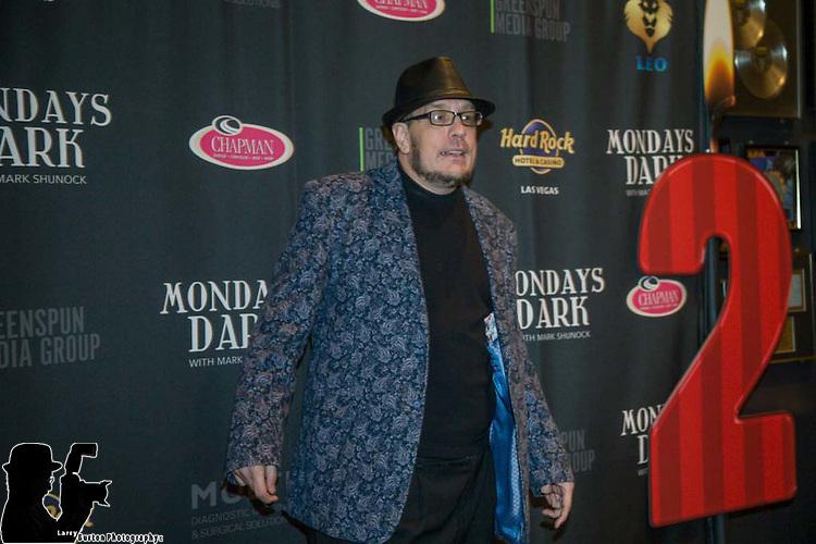 2 Year anniversary, Mondays Dark in the Joint Hard Rock Casino 12-14-15