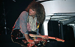 BON JOVI in Los Angeles in 1987