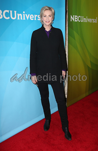 20 March 2017 - Beverly Hills California - Jane Lynch. 2017 NBCUniversal Summer Press Day held at The Beverly Hilton Hotel. Photo Credit: AdMedia