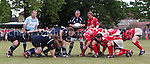 Army Women vs Royal Navy Women Rugby Kneller Hall  7th May 2011