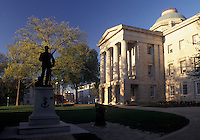 State Capitol, Raleigh, NC, State House, North Carolina, The North Carolina State Capitol Building in Raleigh.