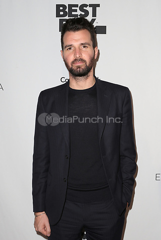LOS ANGELES, CA - NOVEMBER 8: Andrea Iervolino, at the Eva Longoria Foundation Dinner Gala honoring Zoe Saldana and Gina Rodriguez at The Four Seasons Beverly Hills in Los Angeles, California on November 8, 2018. Credit: Faye Sadou/MediaPunch