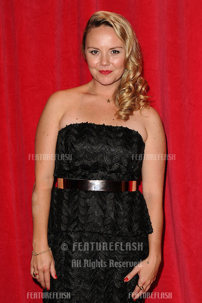 Charlie Brooks arriving for the 2014 British Soap Awards, at the Hackney Empire, London. 24/05/2014 Picture by: Steve Vas / Featureflash