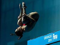 MAGANA Amelia USA UNITED STATES OF AMERICA<br /> Gwangju South Korea 17/07/2019<br /> Diving 10m Platform Final<br /> 18th FINA World Aquatics Championships<br /> Nambu University Aquatics Center <br /> Photo © Andrea Staccioli / Deepbluemedia / Insidefoto