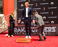 LOS ANGELES - MAY 23:  Michael Bay at the Michael Bay Hand And Footprint Ceremony at the TCL Chinese Theater IMAX on May 23, 2017 in Los Angeles, CA