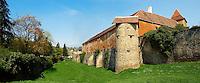 Koszeg Castle - Hungary