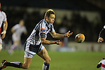 Dan Parks.Celtic League .Cardiff Blues v Ulster.Cardiff Arms Park.Picture credit: Steve Pope / Sportingwales