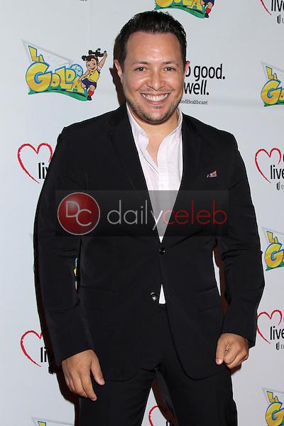 """Hector Luis Bustamante<br /> at the """"La Golda"""" Los Angeles Premiere, The Crest, Westwood, CA 06-21-14<br /> David Edwards/Dailyceleb.com 818-249-4998"""
