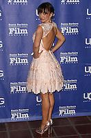 SANTA BARBARA, CA - FEBRUARY 05: Karina Smirnoff at the 29th Santa Barbara International Film Festival - Honoring Oprah Winfrey With The Montecito Award held at the Arlington Theatre on February 5, 2014 in Santa Barbara, California. (Photo by Xavier Collin/Celebrity Monitor)