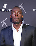 HUBLOT GALERIE OPENING IN MIAMI WITH USAIN BOLT‏