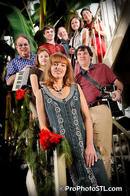 Mitzi MacDonald Band promo shots