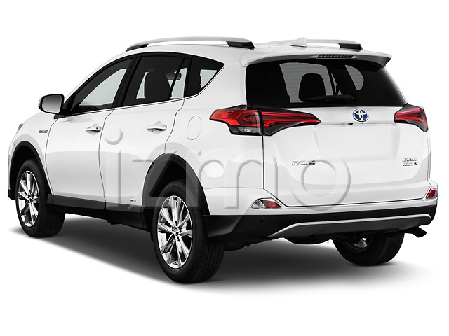2016 Toyota RAV4 LimitedHybrid 5 Door SUV