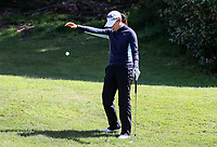Kum Kang Park during the final v Vivian Lu. New Zealand Amateur Championship, Wairakei Golf Course and Sanctuary, Taupo, New Zealand, Sunday 4  November 2018. Photo: Simon Watts/www.bwmedia.co.nz