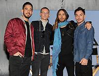 JUL 21 Chester Bennington, Linkin Park Singer, Dead at 41--