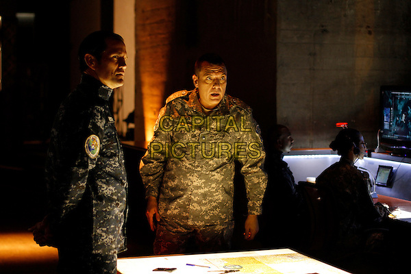 Tom Sizemore<br /> in Seal Team Eight: Behind Enemy Lines (2014) <br /> *Filmstill - Editorial Use Only*<br /> CAP/FB<br /> Image supplied by Capital Pictures
