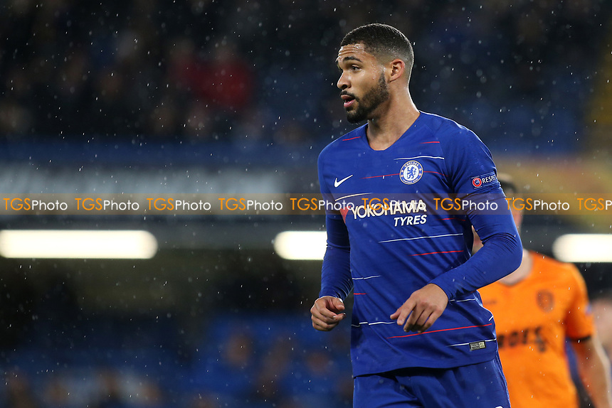Ruben Loftus-Cheek of Chelsea during Chelsea vs PAOK Salonika, UEFA Europa League Football at Stamford Bridge on 29th November 2018