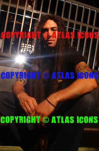 Shadows Fall; 2003<br /> Photo Credit: Eddie Malluk/Atlas Icons.com