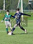 Duleek Matthew Brien Ardee Sean Callaghan. Photo:Colin Bell/pressphotos.ie