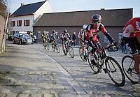 Greg Van Avermaet (BEL/BMC)<br /> <br /> 71st Omloop Het Nieuwsblad 2016