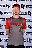 Dylan Rogers (10) of Dorman High School in Spartanburg, South Carolina during the Baseball Factory All-America Pre-Season Tournament, powered by Under Armour, on January 12, 2018 at Sloan Park Complex in Mesa, Arizona.  (Mike Janes/Four Seam Images)